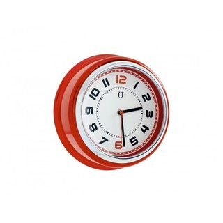 Retro Clock rojo