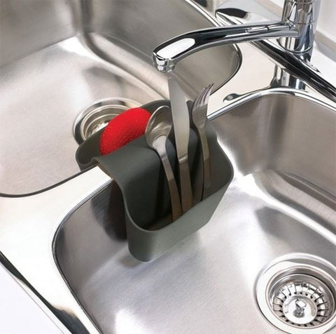 Porta Esponjas Sink Caddy