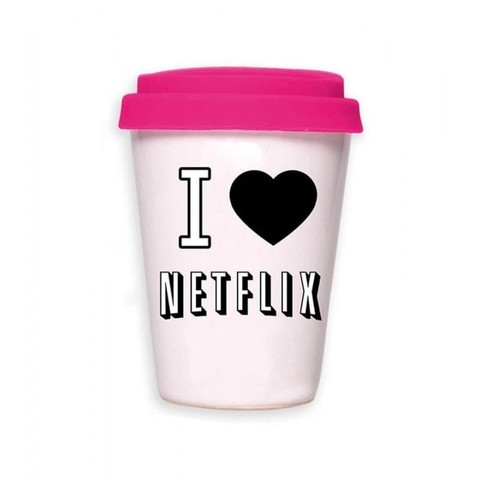 Taza Netflix / Coffee is always a good idea - comprar online