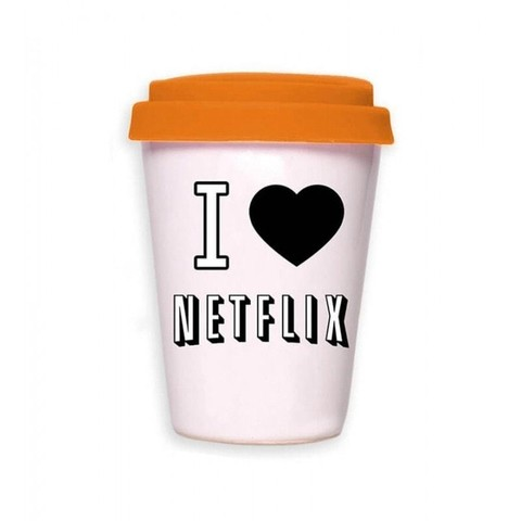 Taza Netflix / Coffee is always a good idea en internet