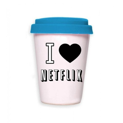 Taza Netflix / Coffee is always a good idea - tienda online