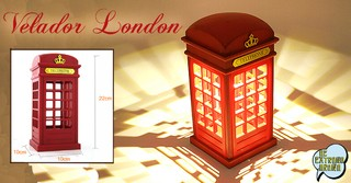 Velador London!!! - comprar online