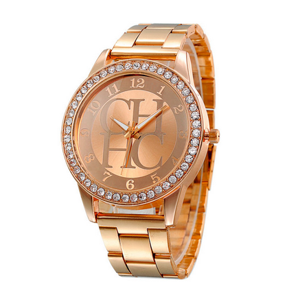 83a1352b32c Relógio Feminino Luxo