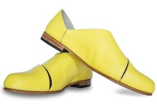 Yellow Dúo - Unter shoes