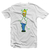 Remera The simpsons Arbusto