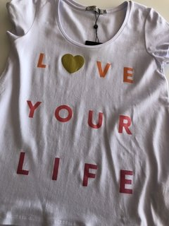 Tshirt Love Your Life