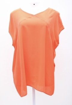 Blusa seda Top Shop