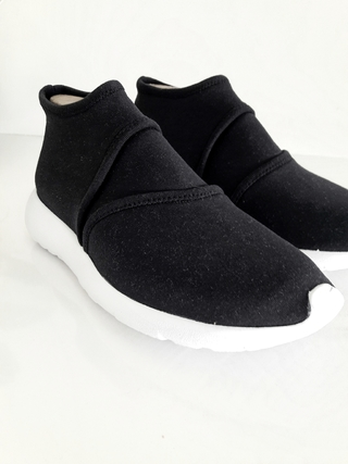 CLOUD BOOT Negro (copia)