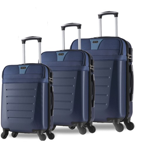 Valija Travel 4 Ruedas 360 Rigida Mediana 24 Candado Art 25105