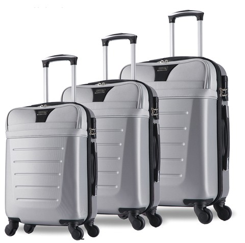 Valija Travel 4 Ruedas 360 Rigida Mediana 24 Candado Art 25106
