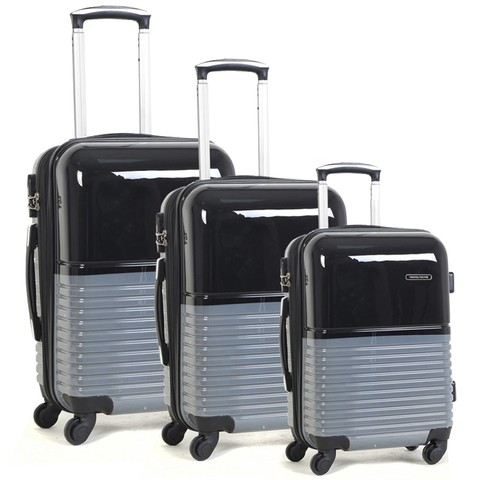 Valija Travel Tech Rigida Grande 28-4 Ruedas360 Candado. 25121 - HappyBuy
