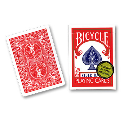 Mazo De Naipes Cartas Bicycle