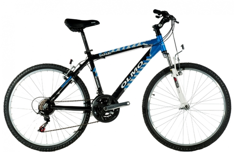 Bicicleta rodado 26 aluminio mountain bike olmo.  SAFARI 5