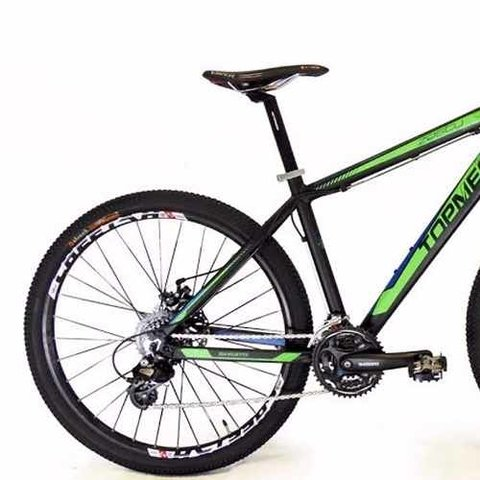 Bicicleta Mountain Bike 27.5 Aluminio Zesty Shimano Envio $0 - HappyBuy