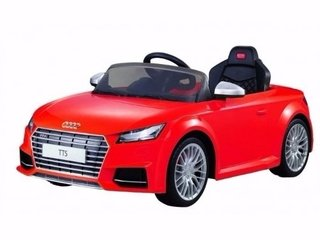 Auto A Bateria Audi Tts 12 Volts Original Control  Mp3 Luces