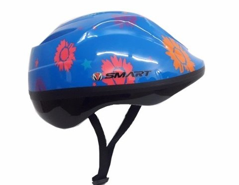 Casco Smart Proteccion Bicicleta Skate Bike Nena 610