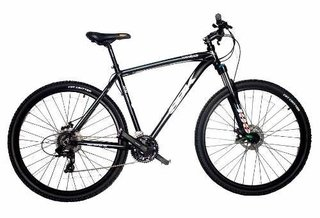Bicicleta Mountain Bike 29 Kansas Shimano Suspension Disco