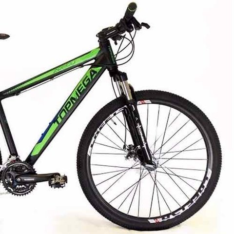 Bicicleta Mountain Bike 27.5 Aluminio Zesty Shimano Envio $0 en internet