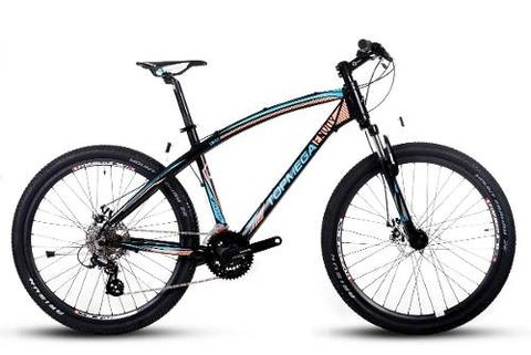 Bicicleta Mountain Bike Envoy 2.0 Top Mega 26 Shimano Envios