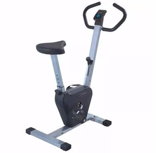 Bicicleta Fija Comp 5 Funciones Regula Tension Fitness 1410