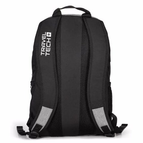 Mochila Porta Notebook Tablet Travel Tech Reforzada Confort - comprar online