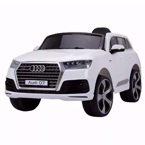 AUTO A BATERIA 12V  AUDI  Q7 LUCES LED Y MP3. JJ2188 en internet