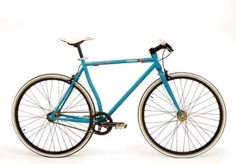 Bicicleta Fixie Fixed Explorer Urbana Rodado 28 Pared 328015