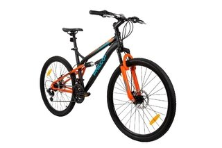 Bicicleta Mountain 26 Doble Suspension Philco 21 Velocidades