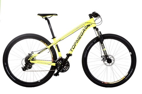 Bicicleta Mountain Bike Thor R29 Top Mega Shimano 21