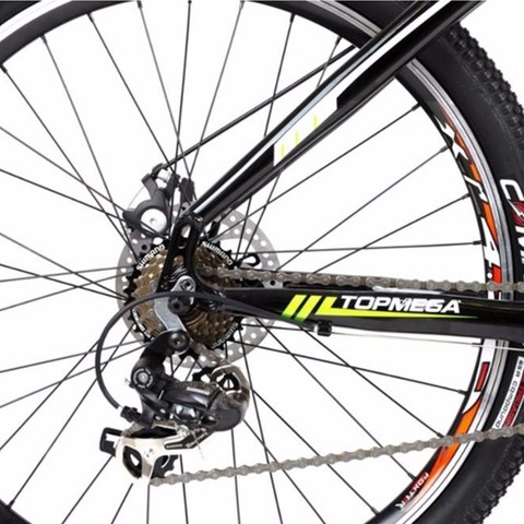 Bicicleta Mountain Mega 26 Suspension  ENVOY 2.0.  323574 - comprar online