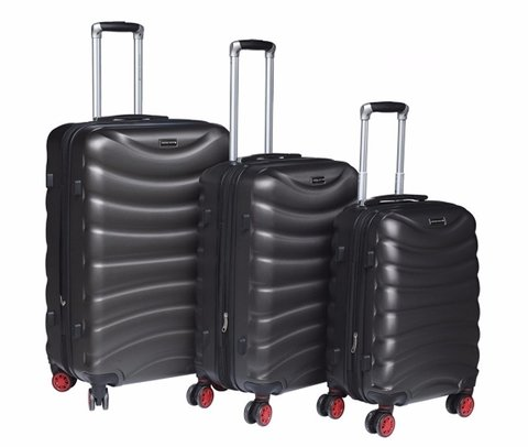 Valija Grande 28 Rigida Travel Tech 4 Ruedas