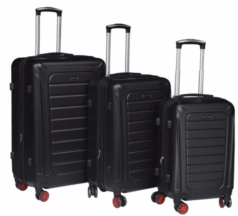 Valija Rigida Grande 28 Travel Tech 4 Ruedas 360    25639