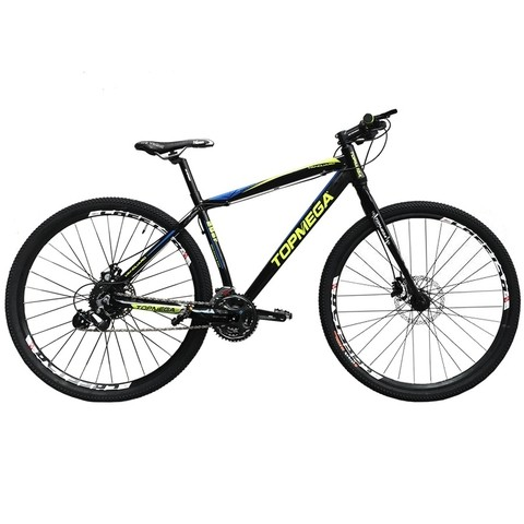 Bicicleta Top Mega Vanguard Mountain Bike Rod 29