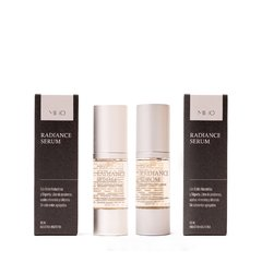 TWIN SET Radiance Serum - Serum facial revitalizante e hidratante. (x2)
