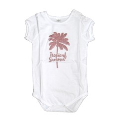 Body mini Bullo m/c blanco est Palms
