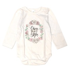 Body Mini Bullo m/l blanco est Oun Your Style