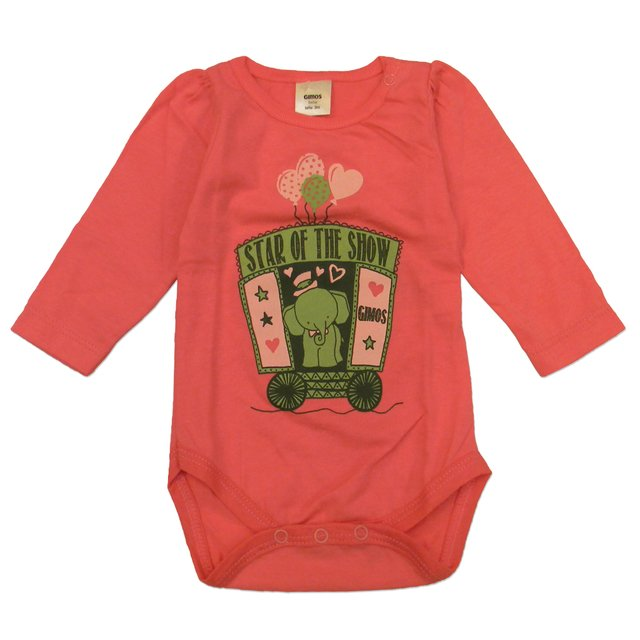 Body Mini Bullo m/l fucsia est Star of the show