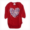 Body mini bullo rojo m/l est The Stars