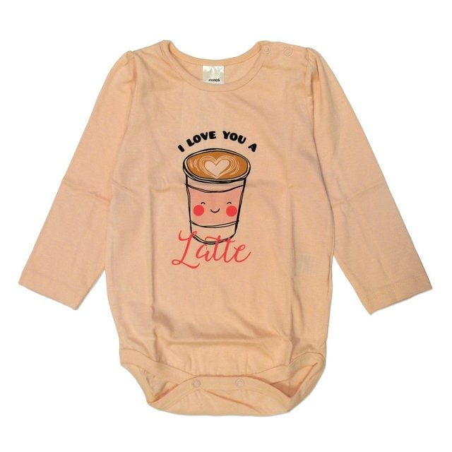 Body Mini Bullo m/l rosa est Latte