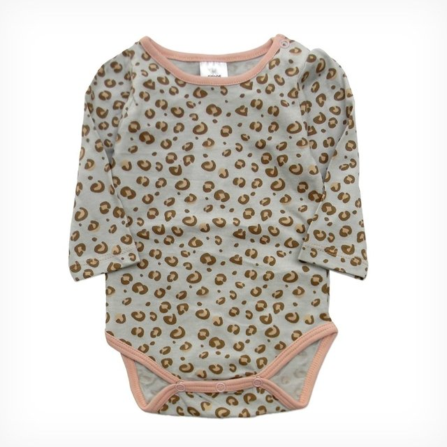 Body Mini Bullo m/l turron Animal Print