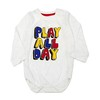 Body Oli m/l blanco est All Play