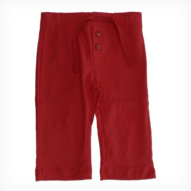 Pantalon Francisco Rojo