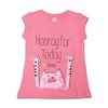 Remera Bolena  m/c Fucsia Horray