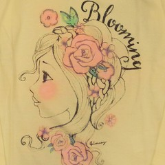 Remera Bolena m/l cruda est Blooming
