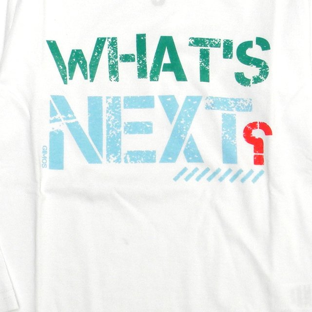 Remera Clásica m/l Blanco Est What s Next - comprar online