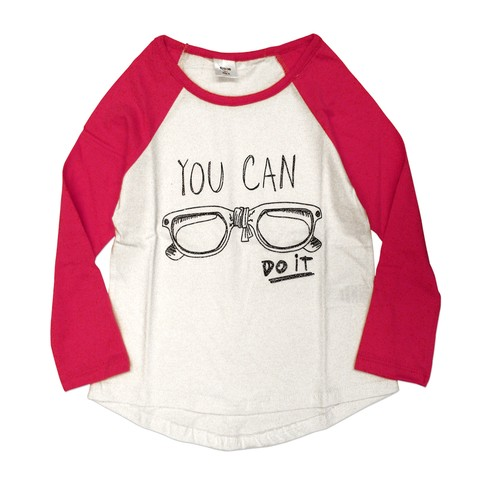 Remera Fara m/l blanca est You can