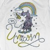 Remera Miley m/l blanca est Magic Unicorn - comprar online