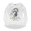 Remera Miley m/l blanca est Magic Unicorn