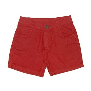 Short HIppie rojo