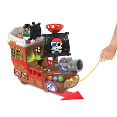 Barco Pirata Tut Tut Vtech - Kids Point